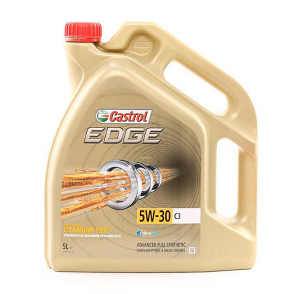 Picture of CASTROL EDGE 5W30 C3 5LT