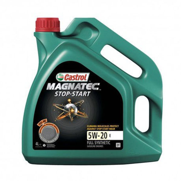 Picture of MAGNATEC STOP-START 5W20E 4LT