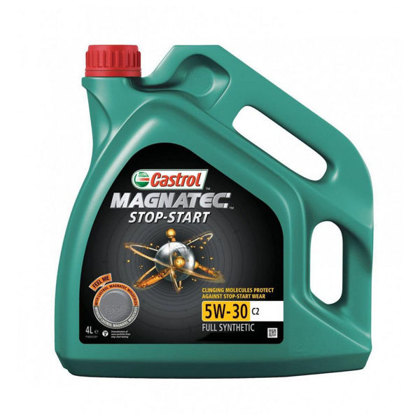 Picture of CASTROL MAGNATEC STOP-START 5W30 C2 4LT