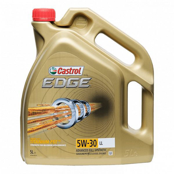 Picture of CASTROL EDGE 5W30 LL 5LT