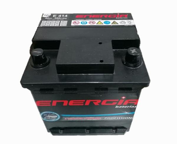 Picture of BATERIA ENERGIA E414 40Ah + DIREITA