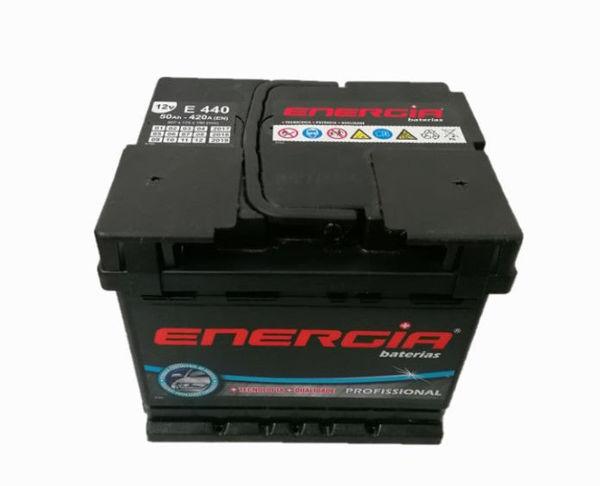 Picture of BATERIA ENERGIA E440 50Ah + DIREITA