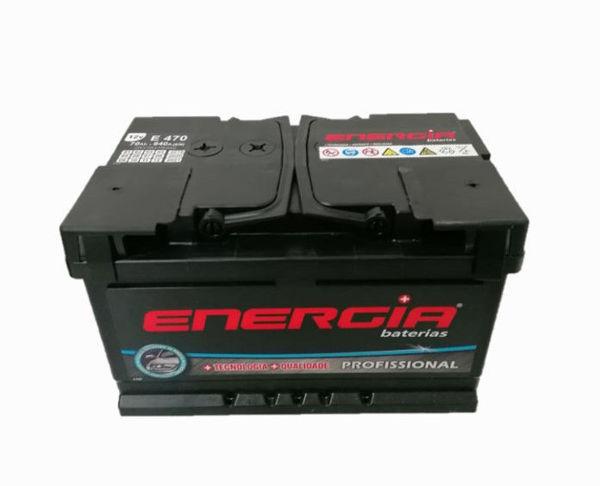 Picture of BATERIA ENERGIA E470 70Ah + DIREITA