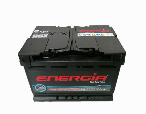 Picture of BATERIA ENERGIA E474 70AH + DIREITA