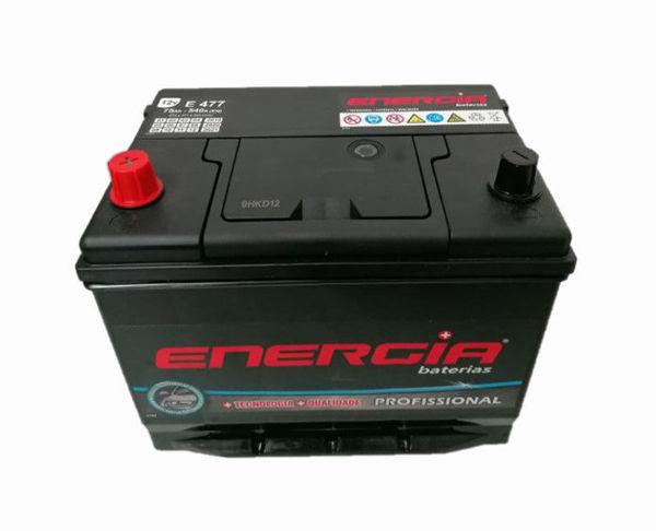 Picture of BATERIA ENERGIA E477 70AH + ESQUERDA