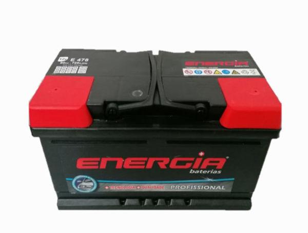 Picture of BATERIA ENERGIA E478 80Ah + DIREITA